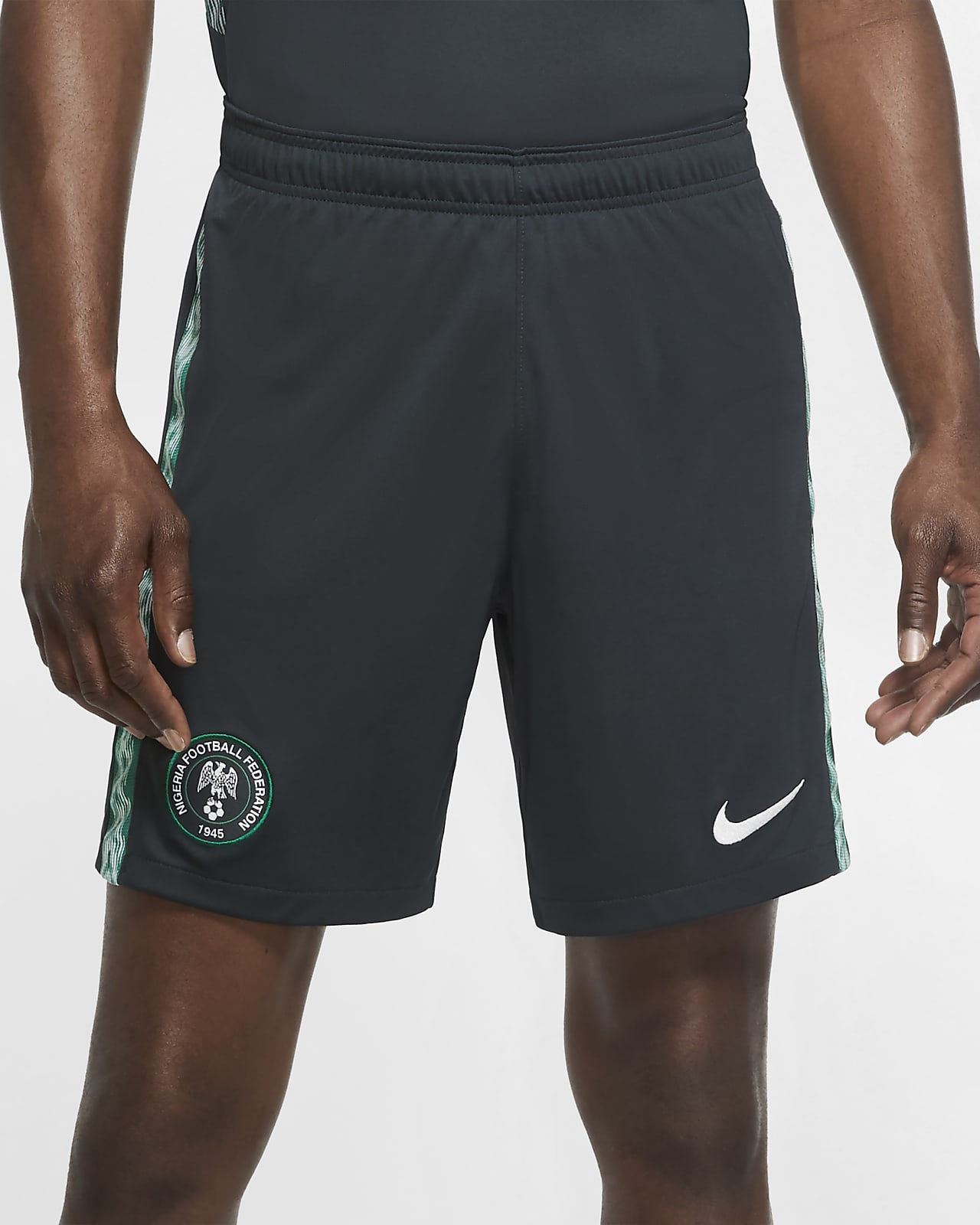 Nigeria 2020 Stadium Away Men's Football Shorts