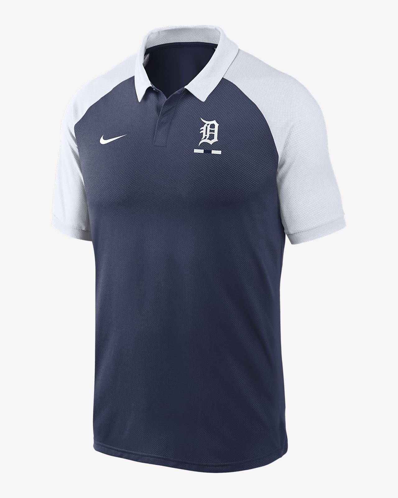 Nike Dri-FIT Legacy (MLB Detroit Tigers) Men's Polo