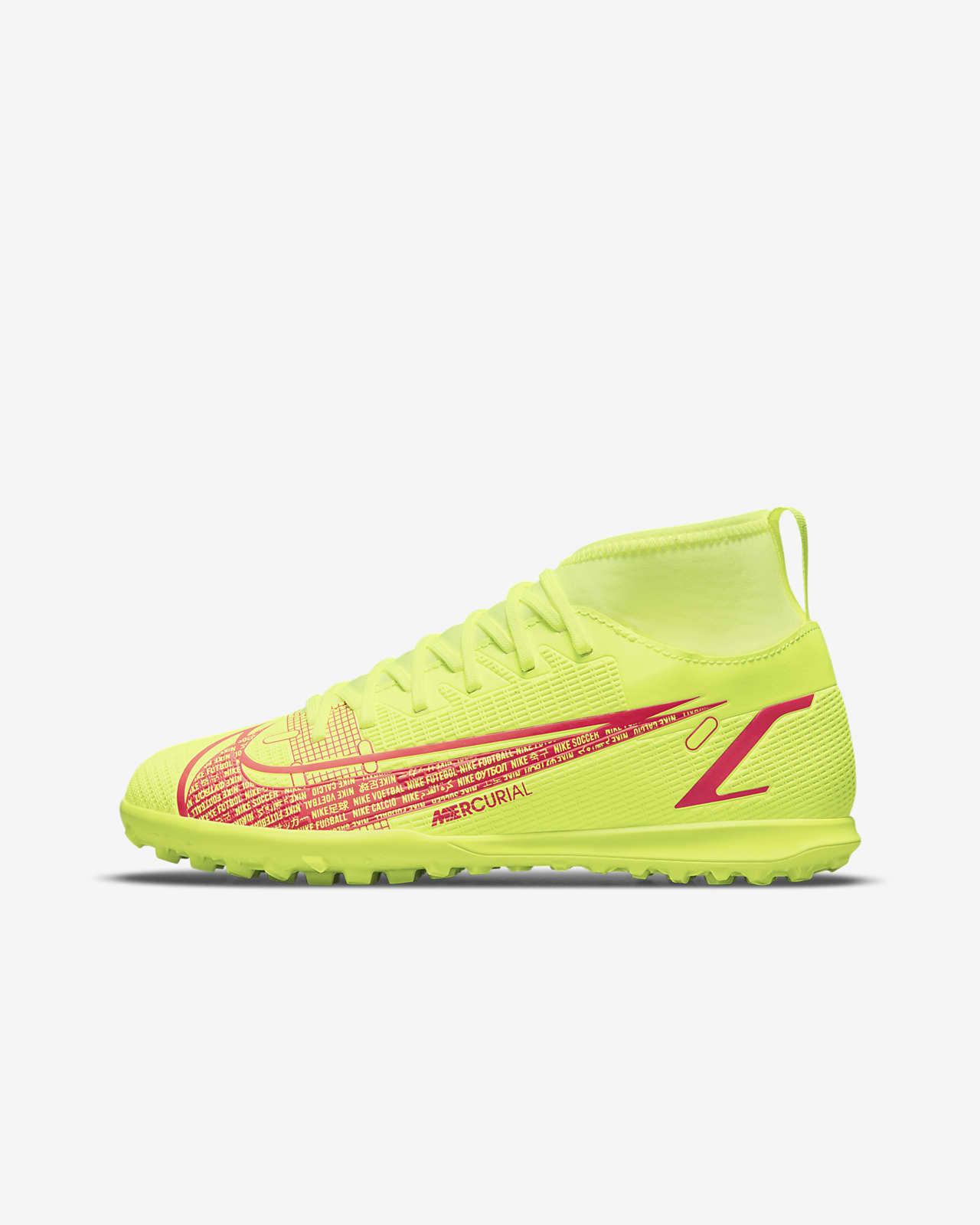Chaussure de football pour surface synthétique Nike Jr. Mercurial Superfly 8 Club TF pour Jeune enfant/Enfant plus âgé