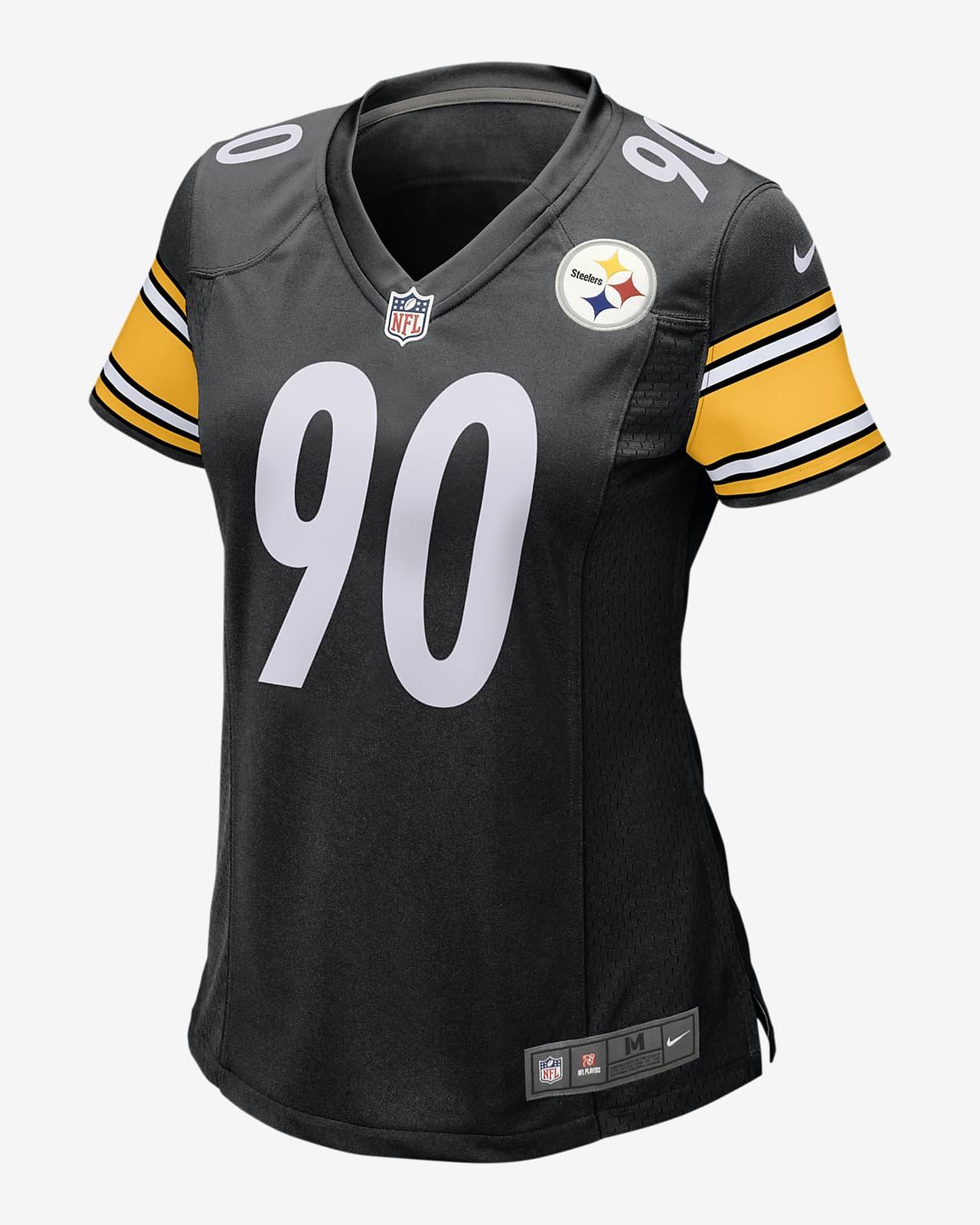 NFL Pittsburgh Steelers (TJ Watt) Women's Game Football Jersey