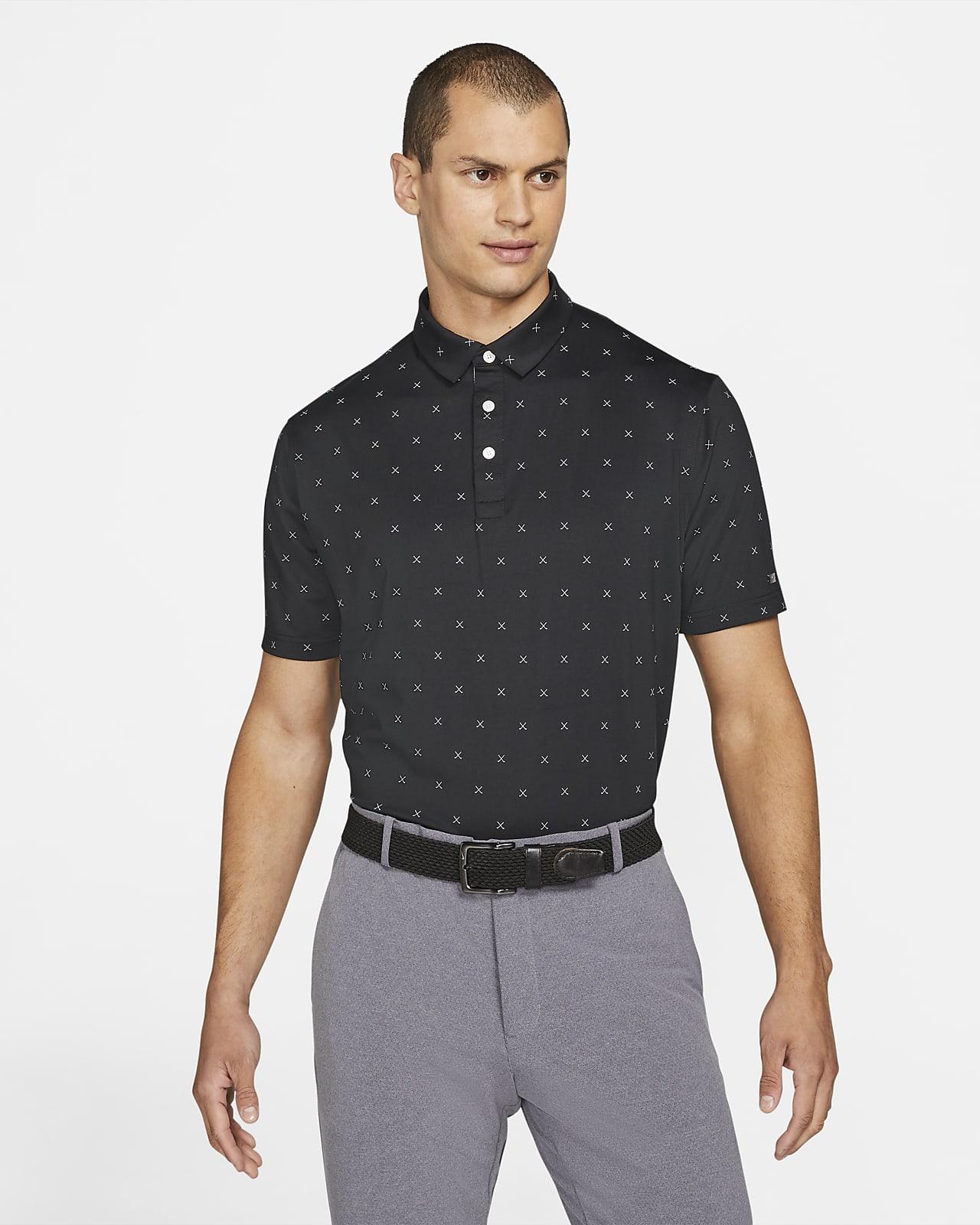 Polo de golf imprimé Nike Dri-FIT Player pour Homme