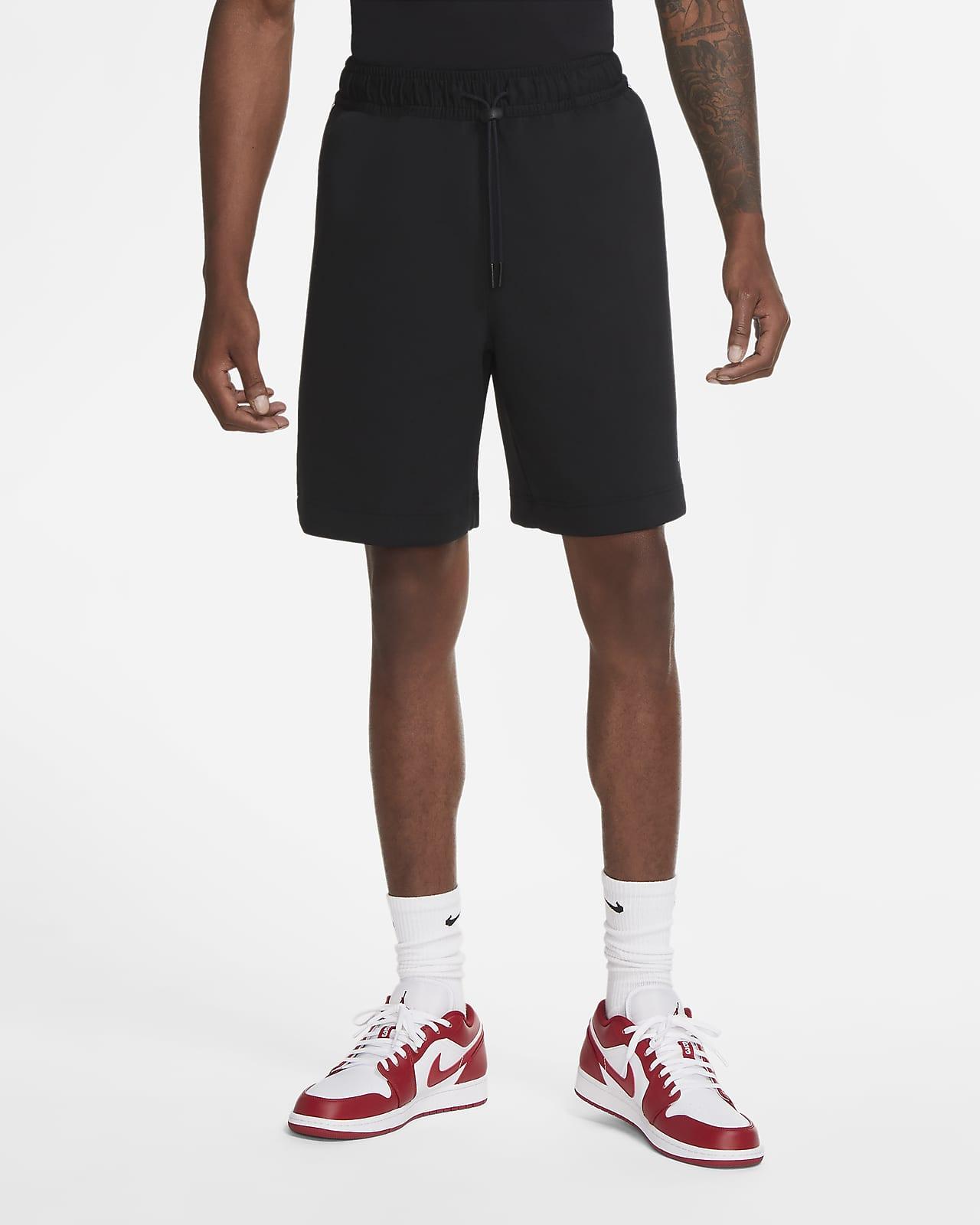 กางเกงขาสั้นผ้าฟลีซผู้ชาย Jordan Air