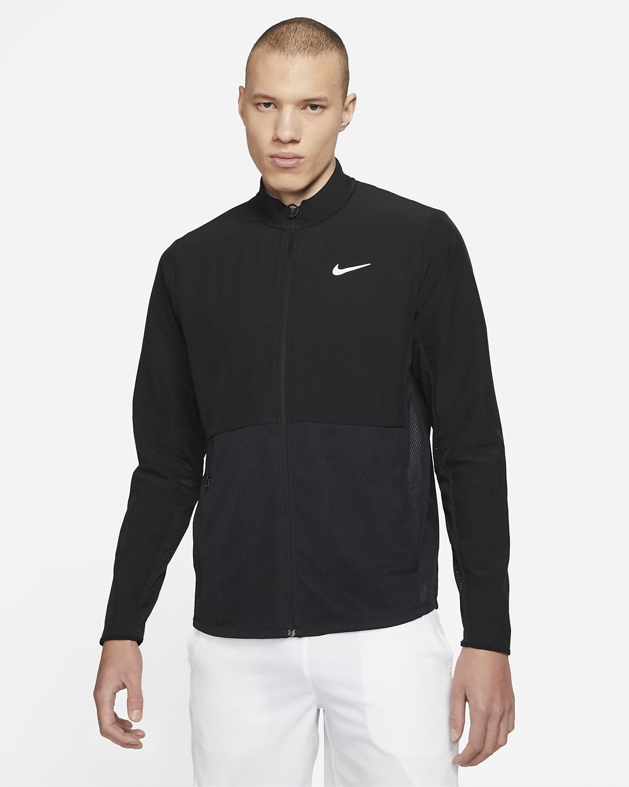 Veste de tennis repliable NikeCourt HyperAdapt Advantage pour Homme