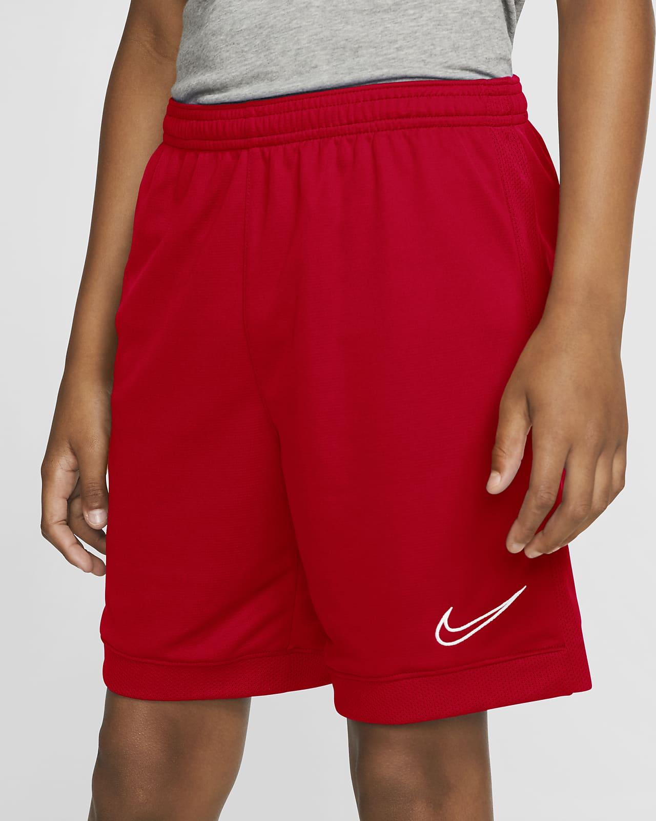 Fotbalové kraťasy Nike Dri-FIT Academy pro větší děti