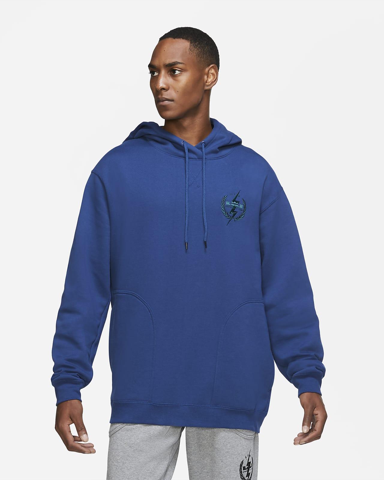 LeBron Men's Pullover Hoodie