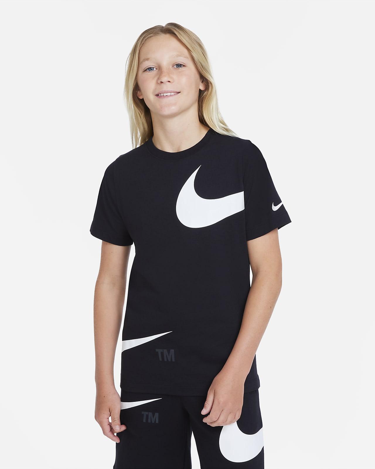 T-shirt Nike Sportswear Júnior (Rapaz)