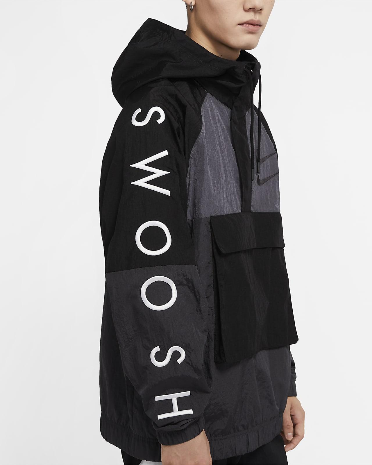 Nike Sportswear Swoosh Men's Woven Jacket. Nike NO