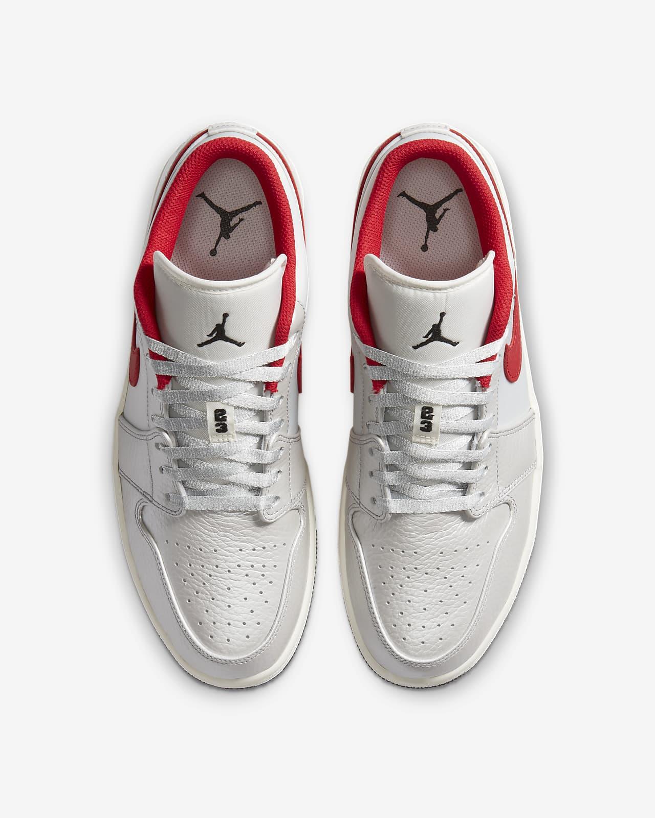 Air Jordan 1 Low Premium Erkek