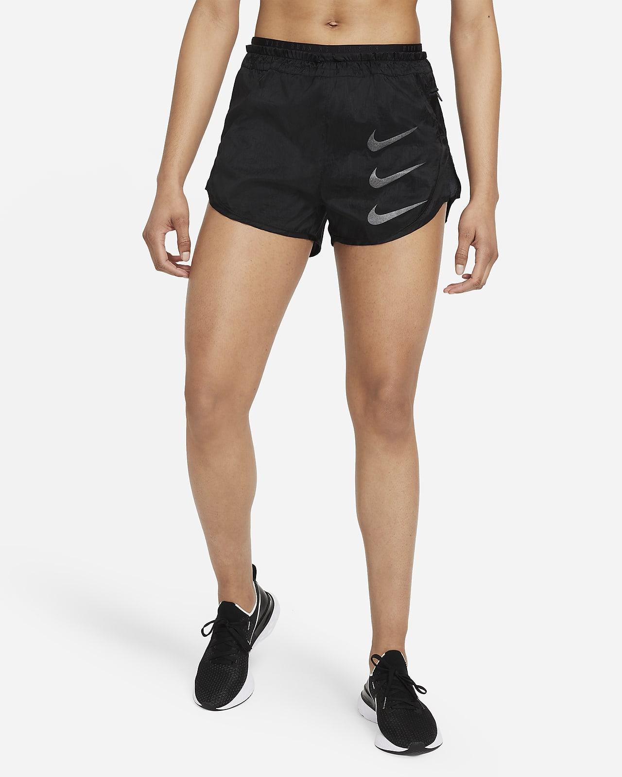 Shorts para correr 2 en 1 para mujer Nike Tempo Luxe Run Division
