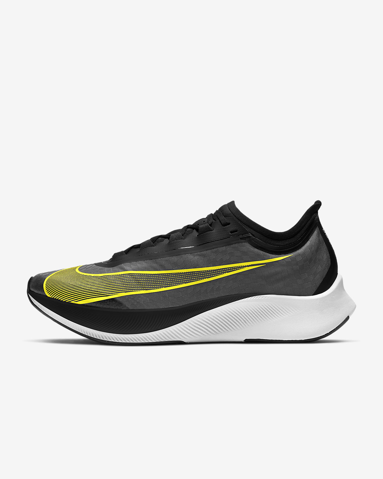 Nike Zoom Fly 3 Men's Running Shoe. Nike LU