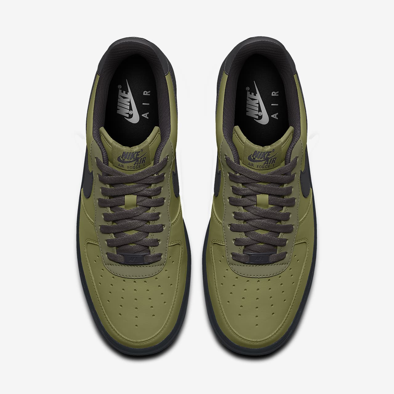 Nike Air Force 1 Low By You Custom Men's Shoes. Nike JP