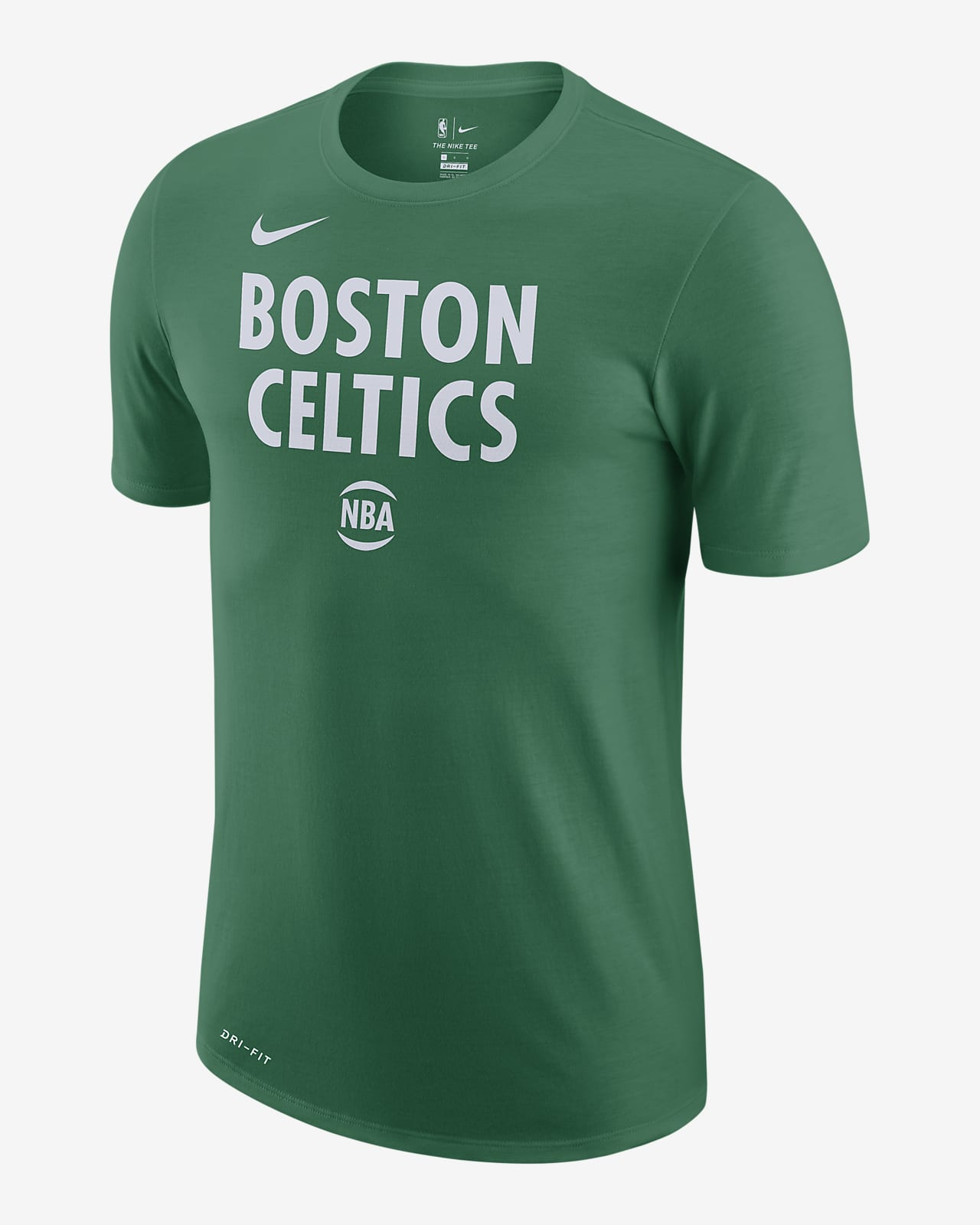 Tee-shirt Nike Dri-FIT NBA Boston Celtics City Edition Logo pour Homme