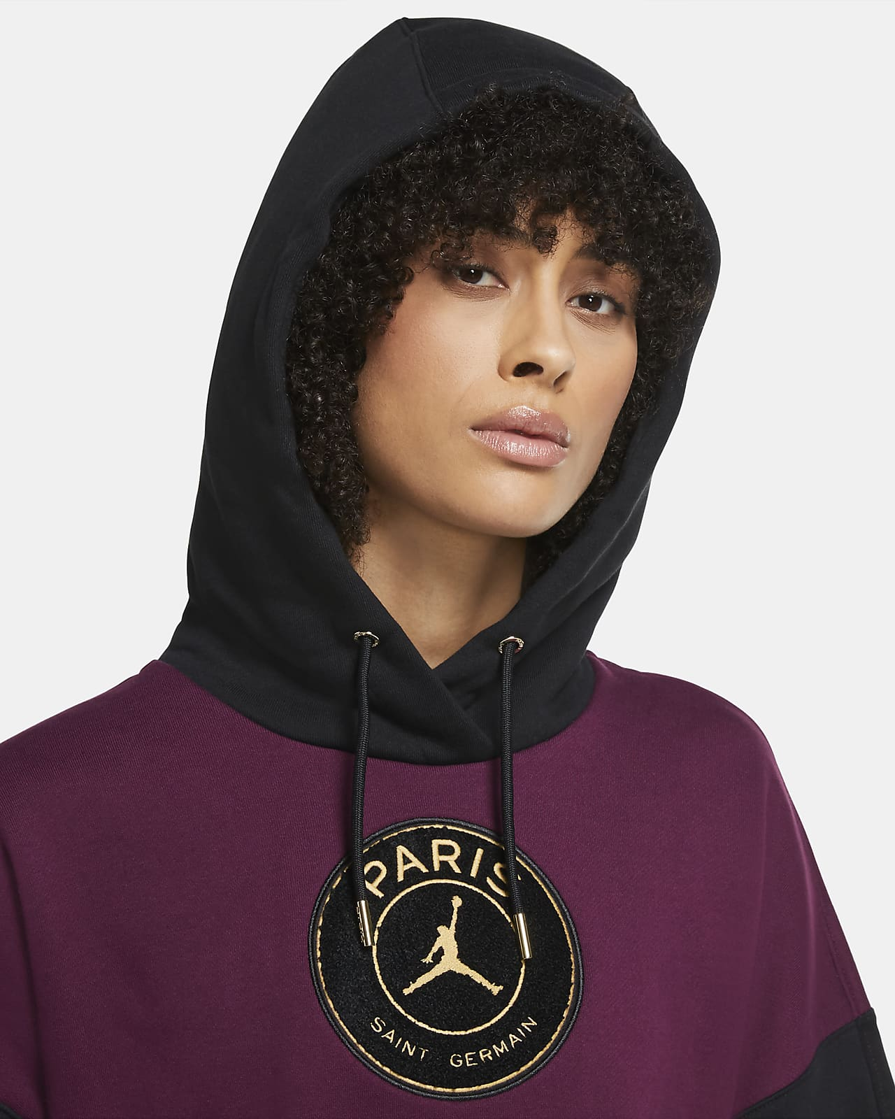 es inutil Legibilidad Arcaico  Paris Saint-Germain Women's Fleece Hoodie. Nike.com