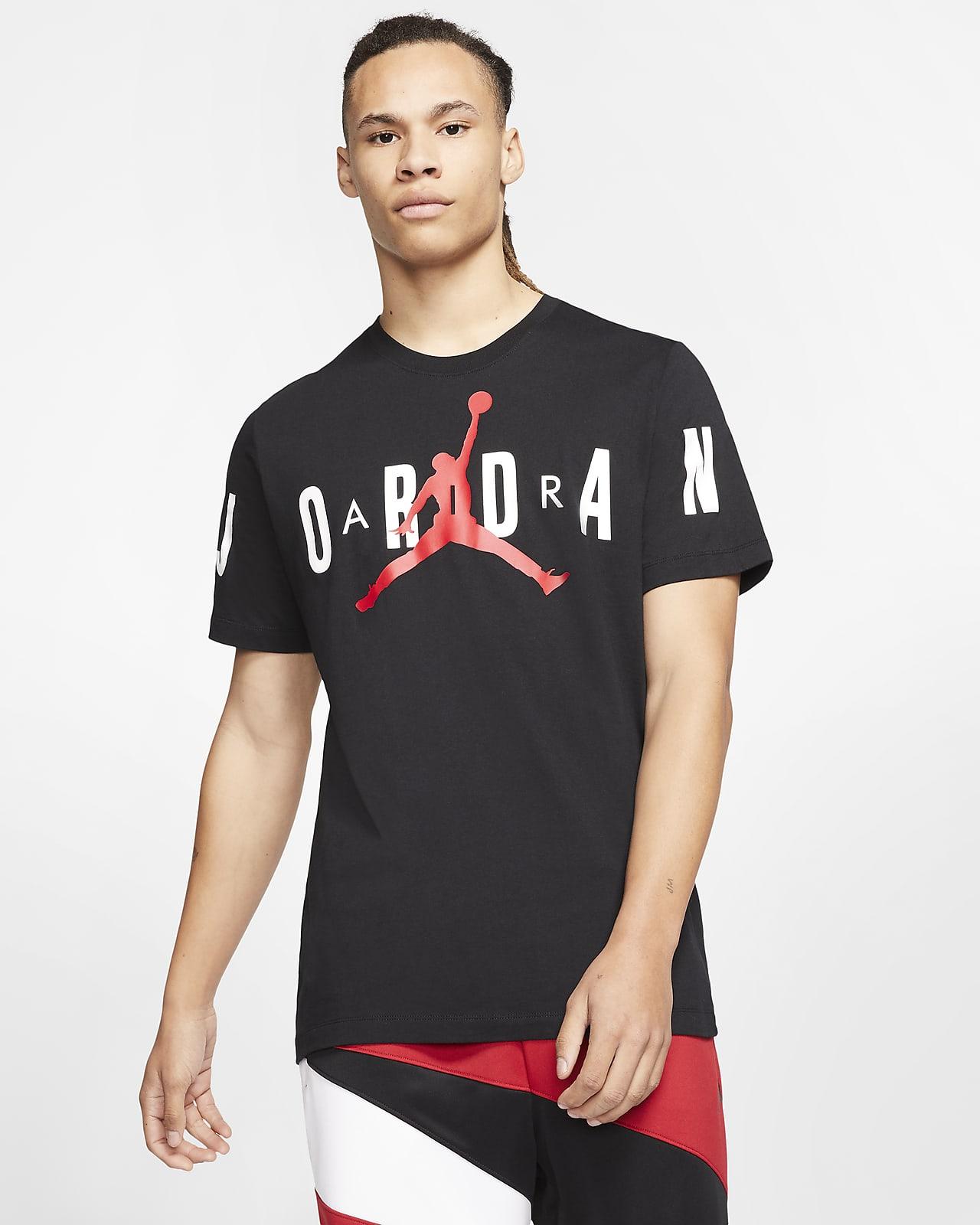 Jordan Stretch Kurzarm-Rundhalsshirt für Herren