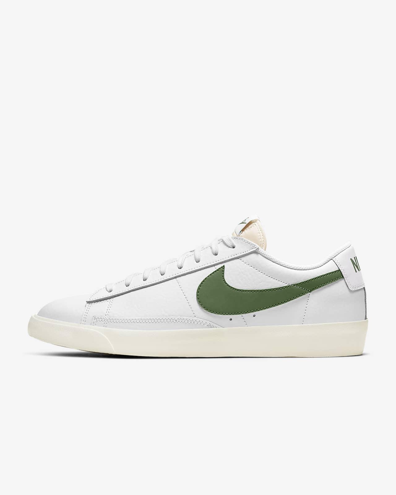 Nike Blazer Low Leather Sabatilles - Home