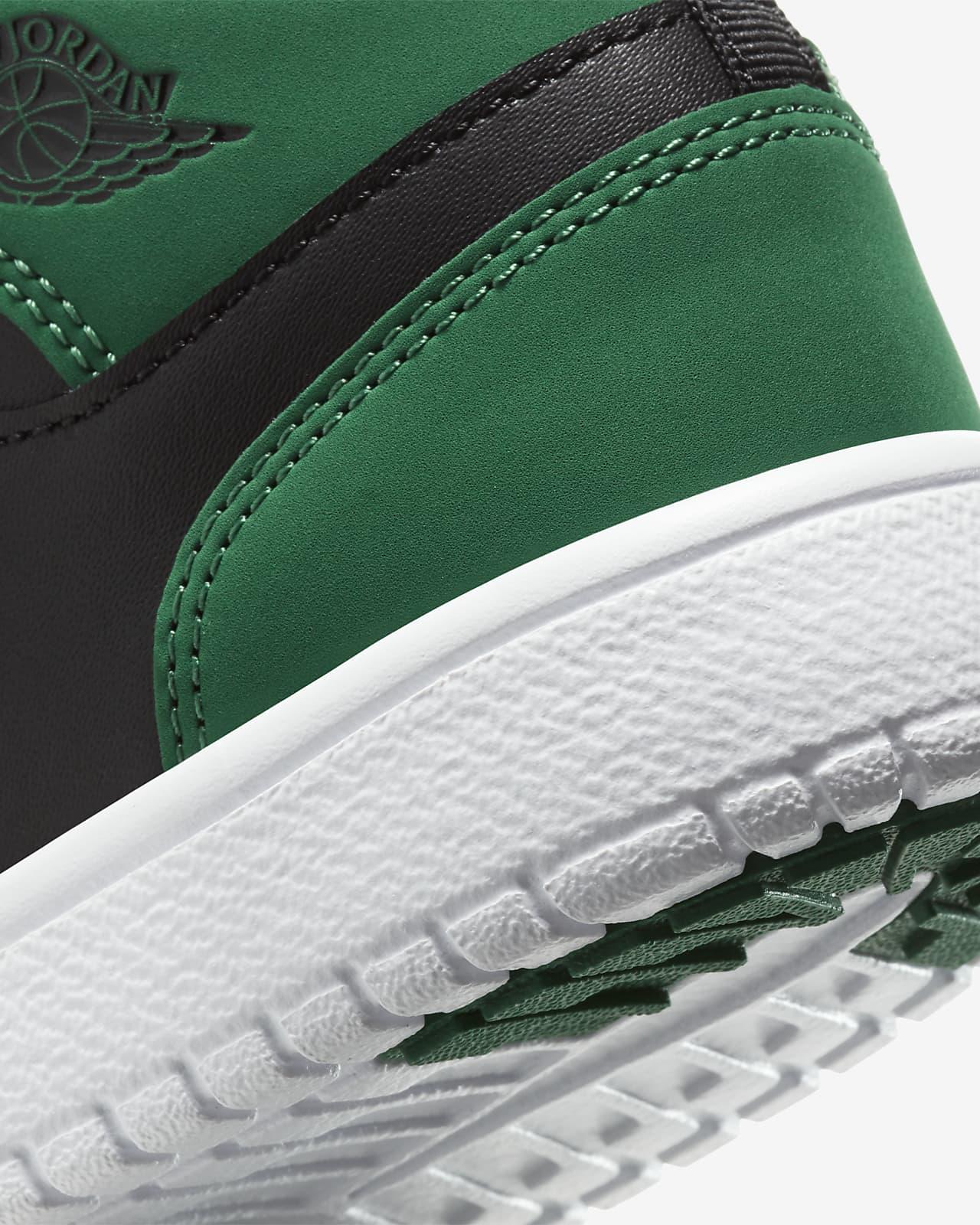 Jordan Grønn Sko. Nike NO