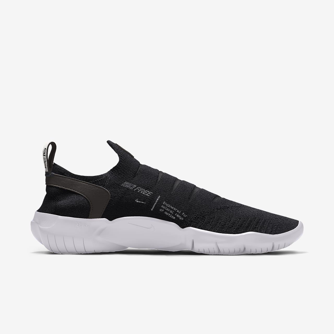Nike Free RN Flyknit 3.0 By You Custom Men's Running Shoe