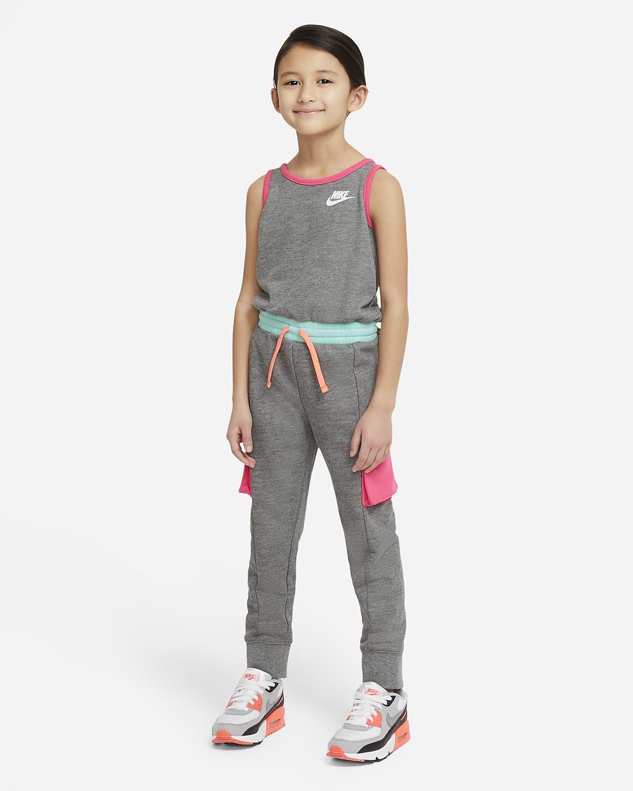 Nike Sportswear Little Kids' Jumpsuit