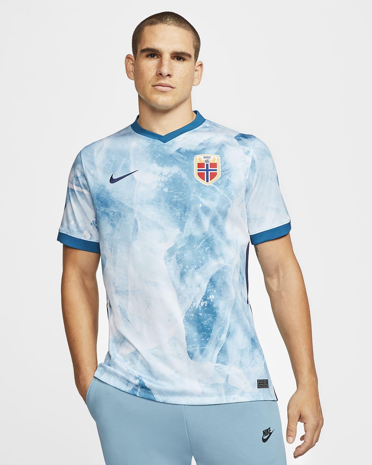 Norway 2020 Stadium Away Men's Football Shirt