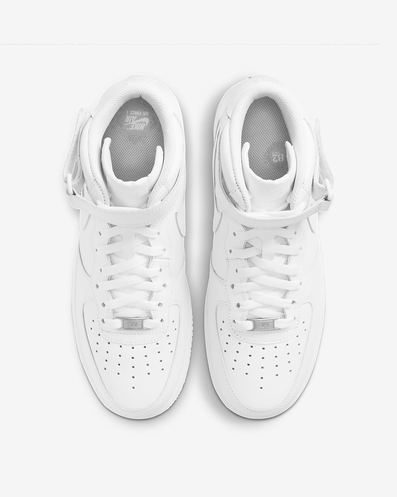 Chaussure Nike Air Force 1 Mid '07 pour Homme. Nike LU