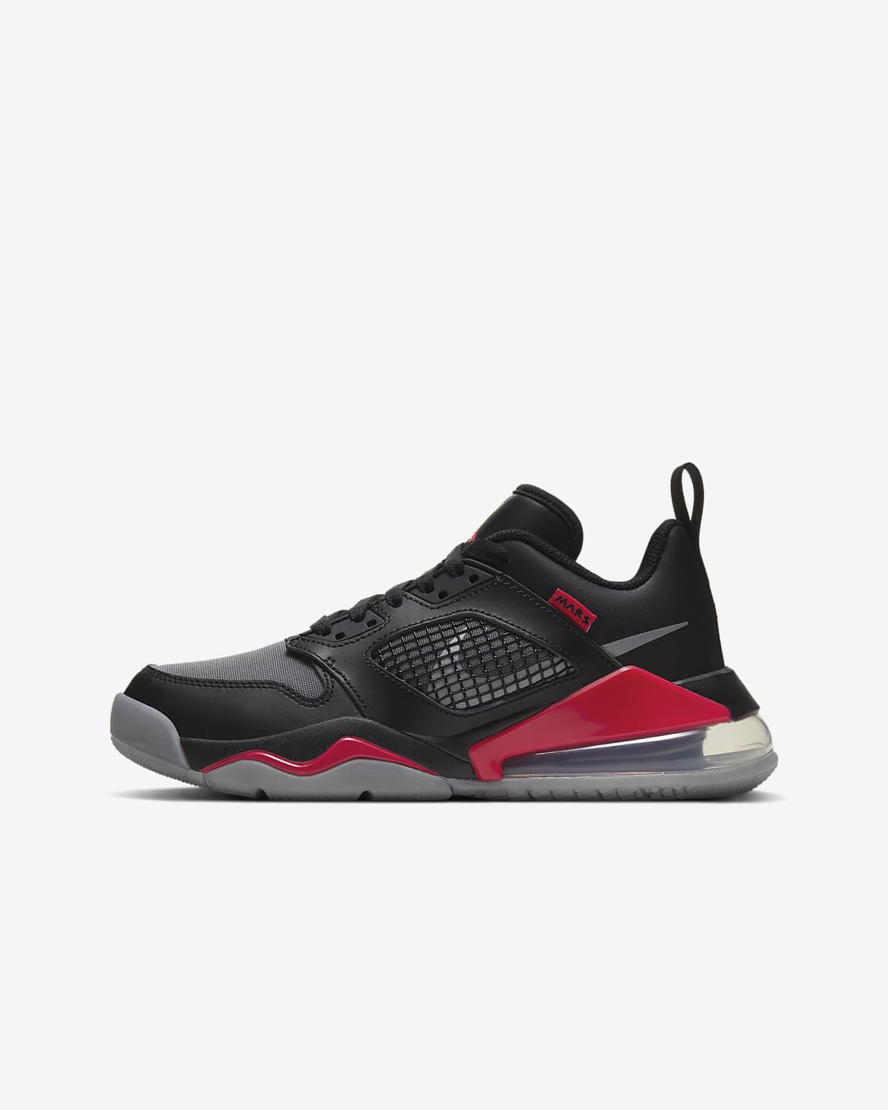 Jordan Mars 270 Low Big Kids' Shoe