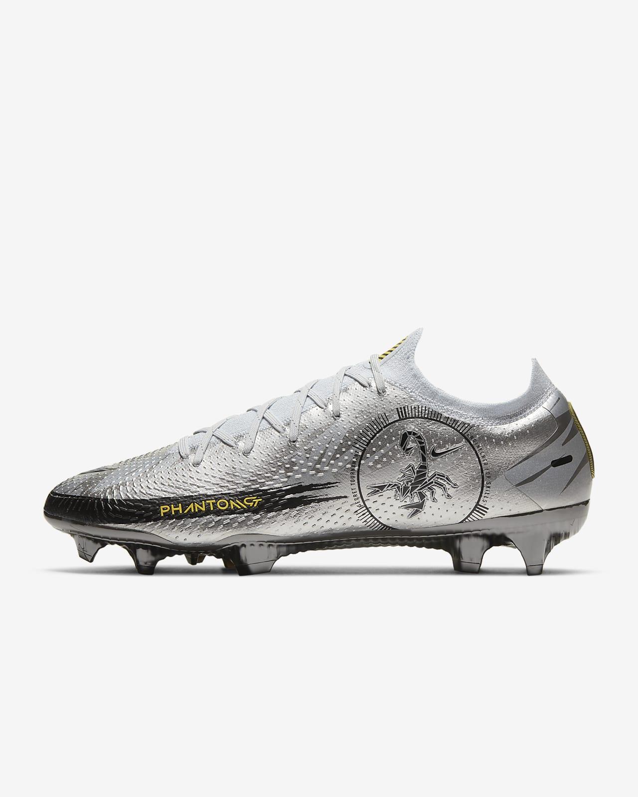 Chaussure de football à crampons pour terrain sec Nike Phantom Scorpion Elite FG