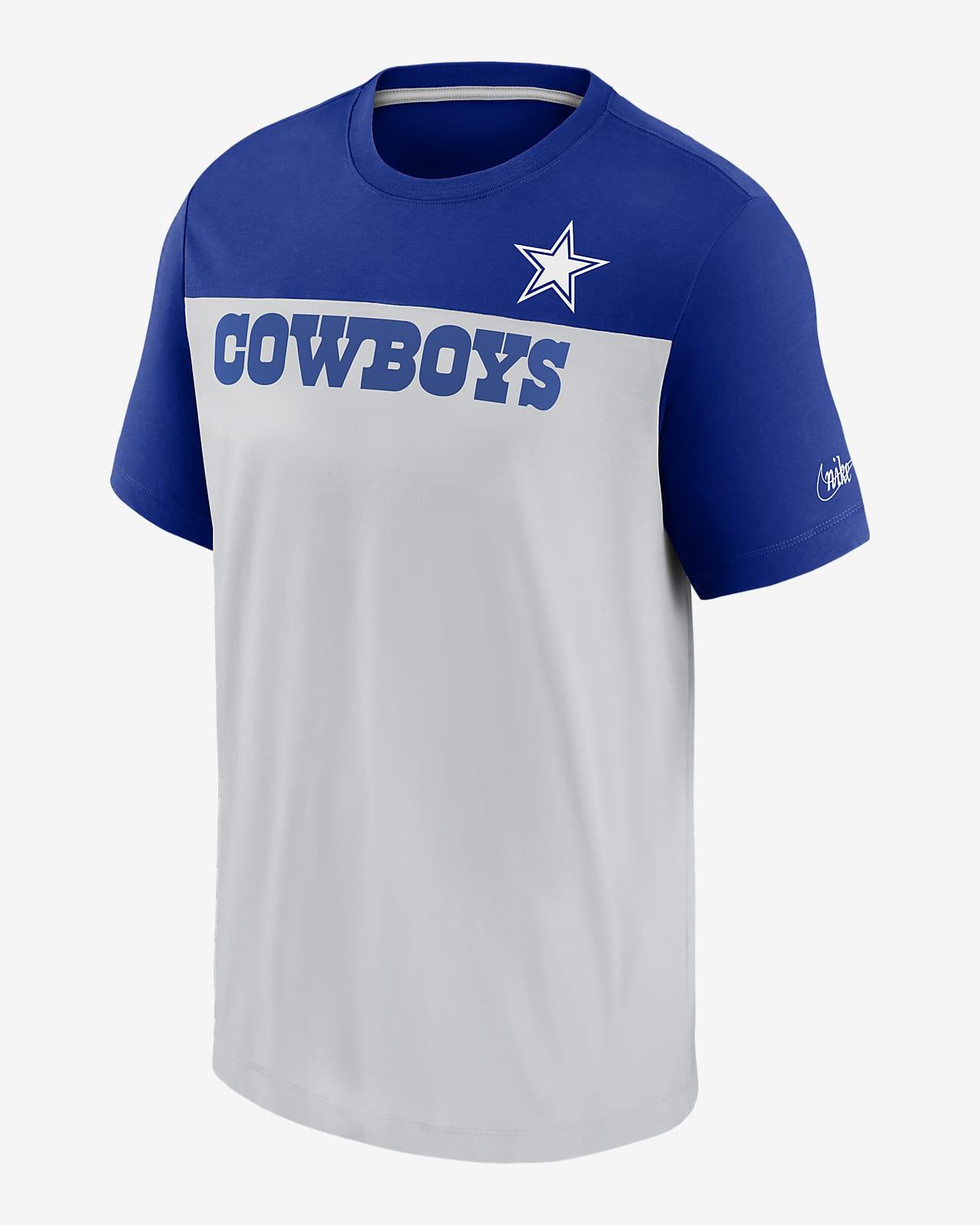 Nike Wordmark Historic (NFL Cowboys) Men's T-Shirt
