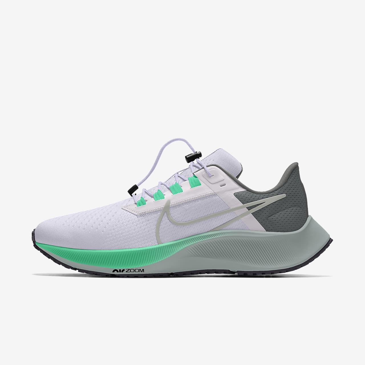 Nike Air Zoom Pegasus 38 By You Custom Running Shoe
