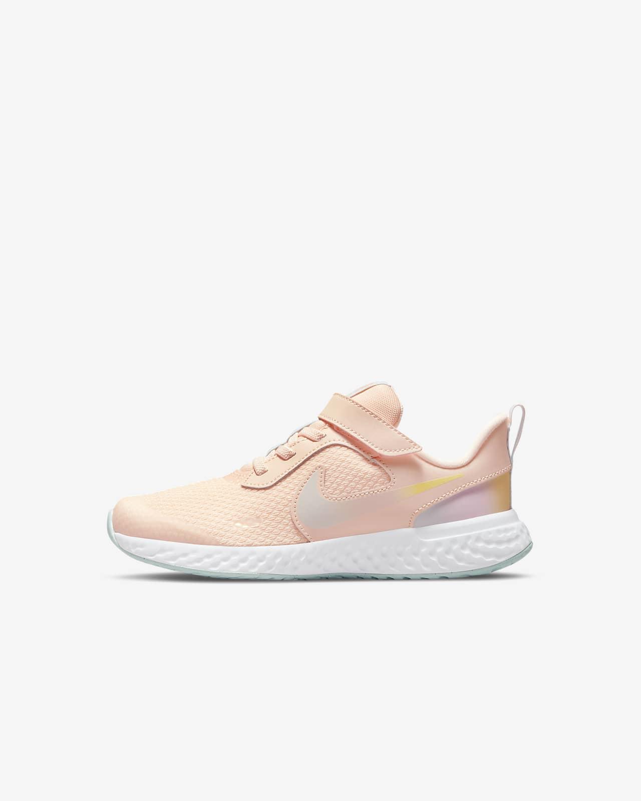 Кроссовки для дошкольников Nike Revolution 5 SE