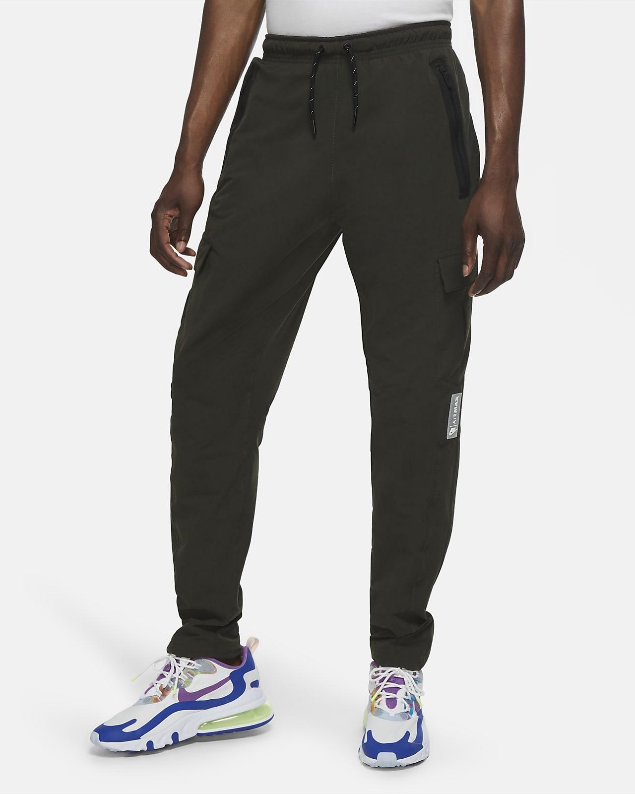 Nike Sportswear Air Max-vævede cargobukser til mænd