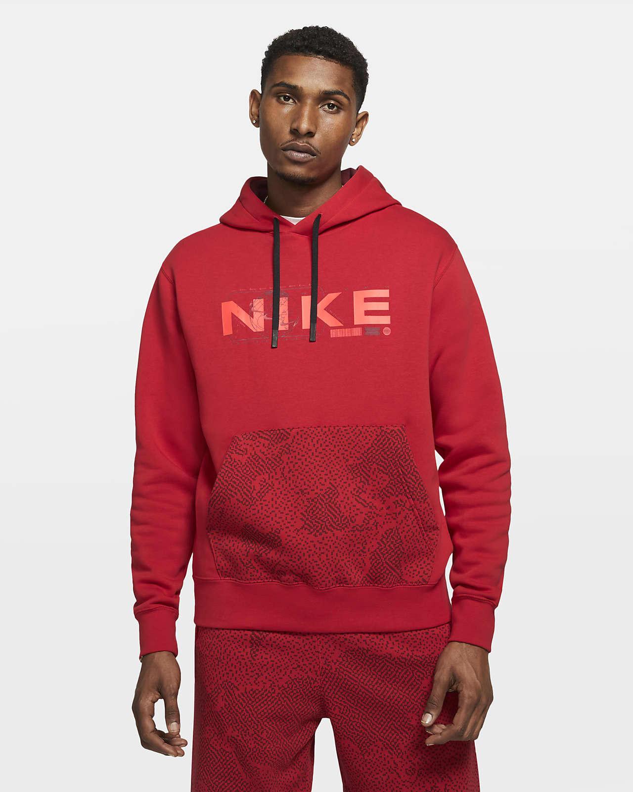 Sudadera con capucha sin cierre para hombre Nike Sportswear Club Fleece