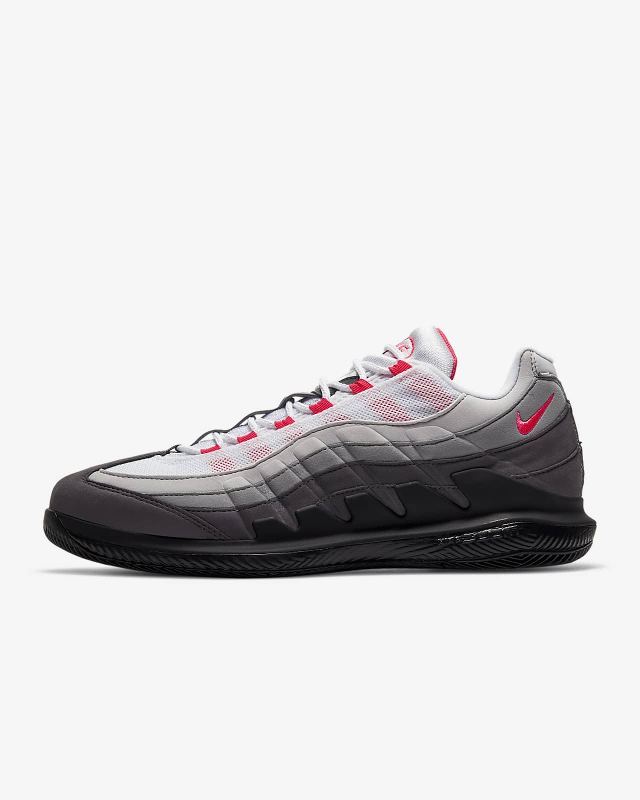 Мужские теннисные кроссовки NikeCourt Zoom Vapor X Air Max 95