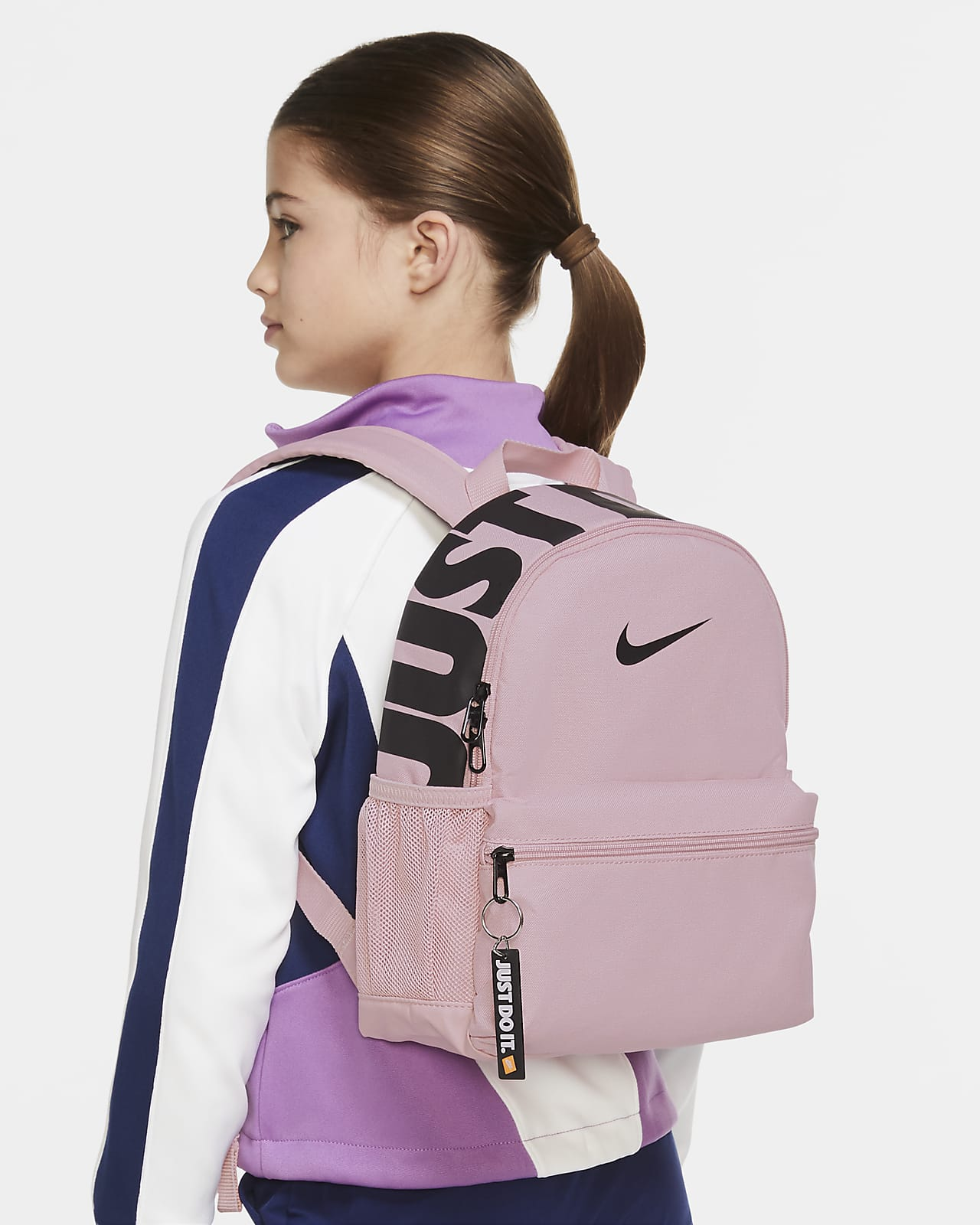 Mochila Nike Brasilia JDI para criança (Mini)