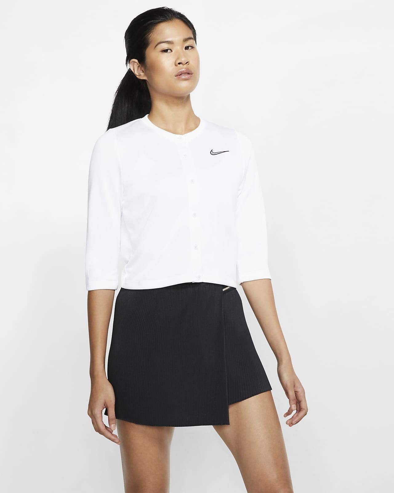 Женский теннисный кардиган NikeCourt