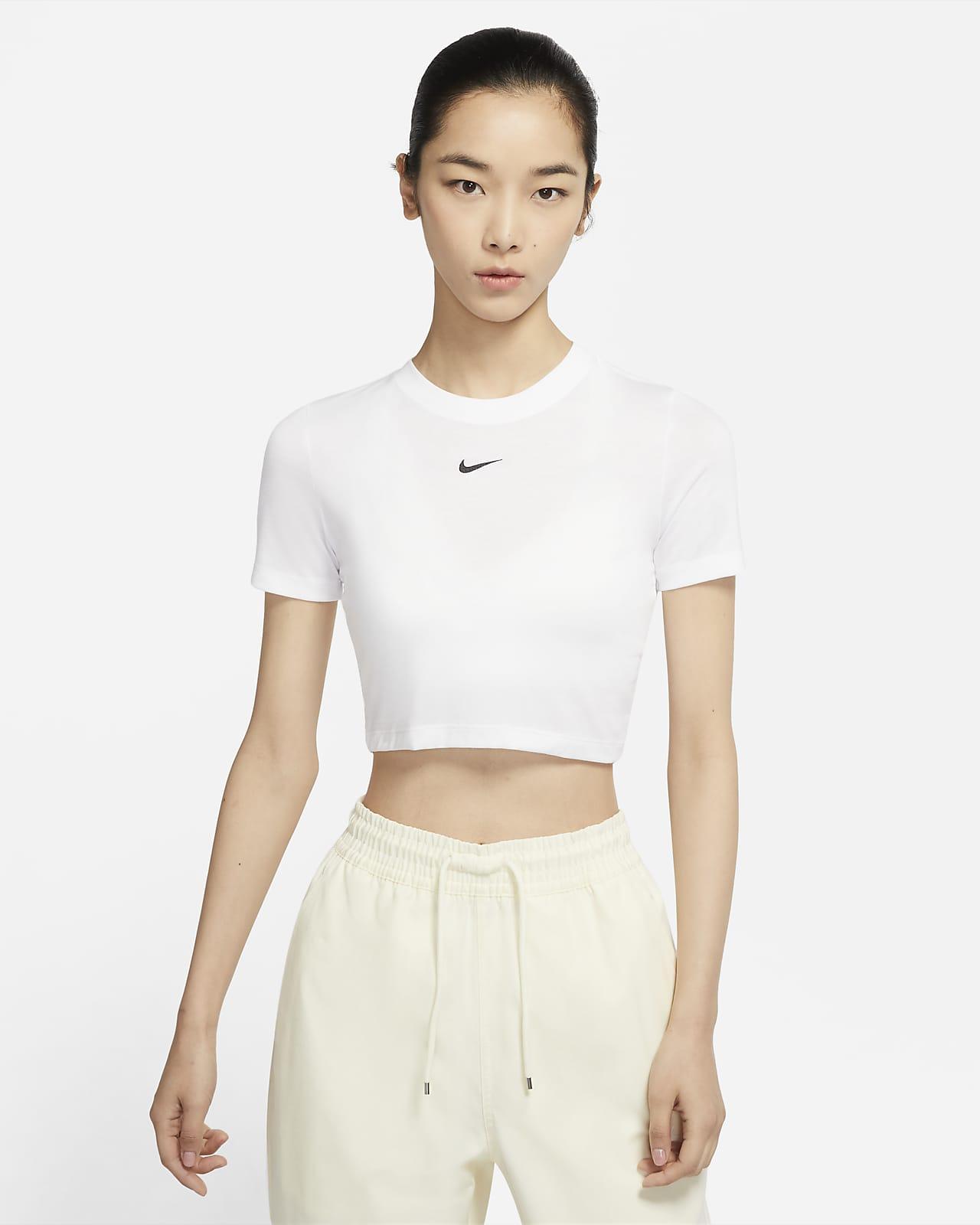 Nike Sportswear Essential 女子短款上衣