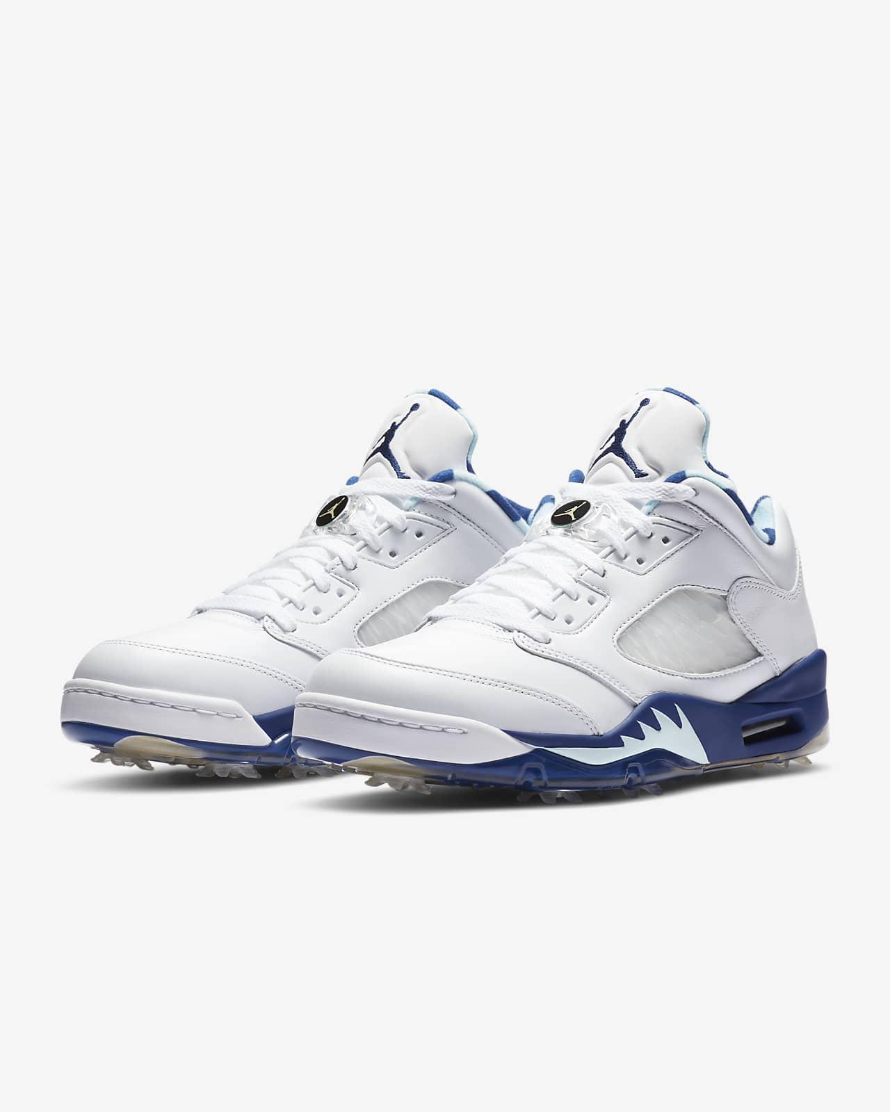 Jordan 5 Low G Golf Shoe. Nike GB