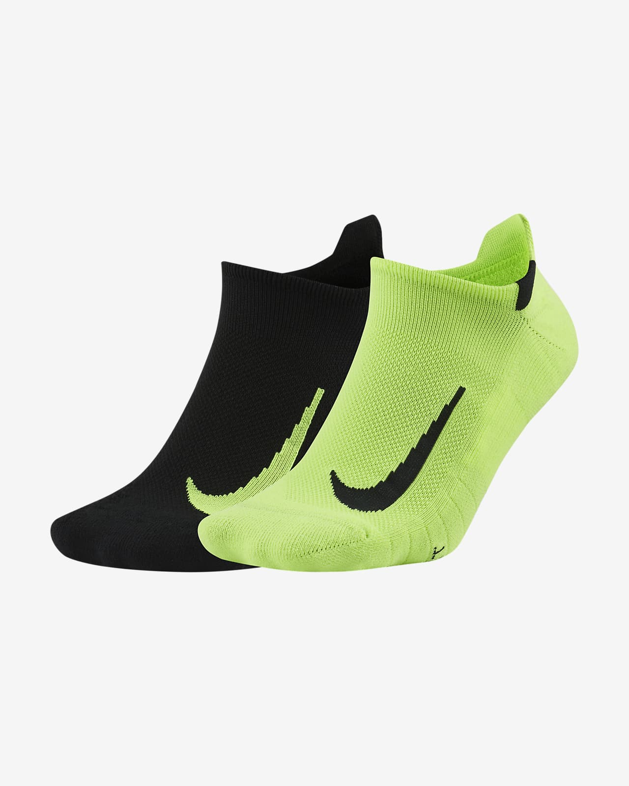 Calcetines invisibles de running Nike Multiplier (2 pares)