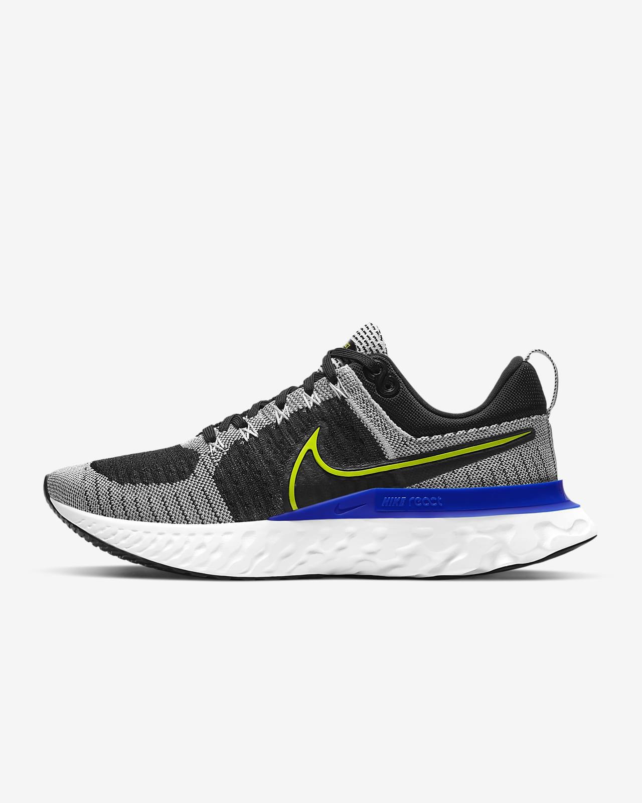 Calzado de running para hombre Nike React Infinity Run Flyknit 2