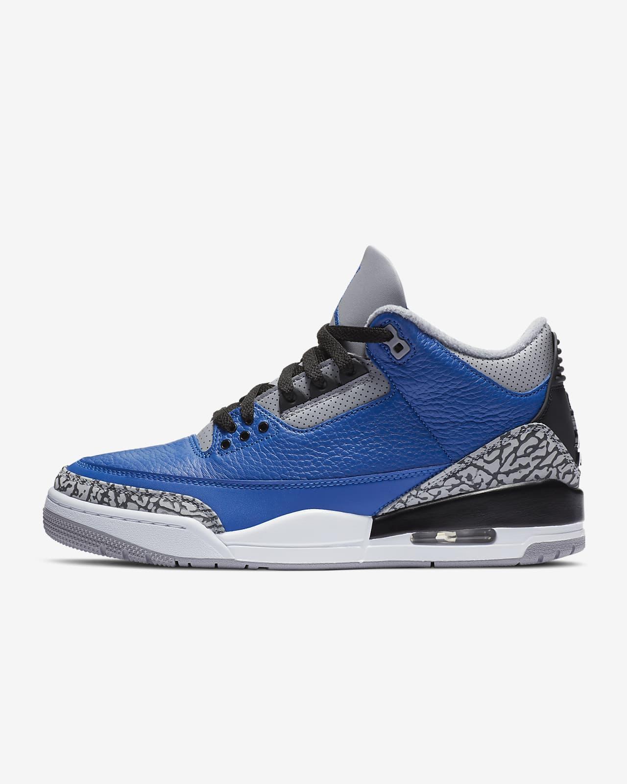 Air Jordan 3 Retro Shoe. Nike JP