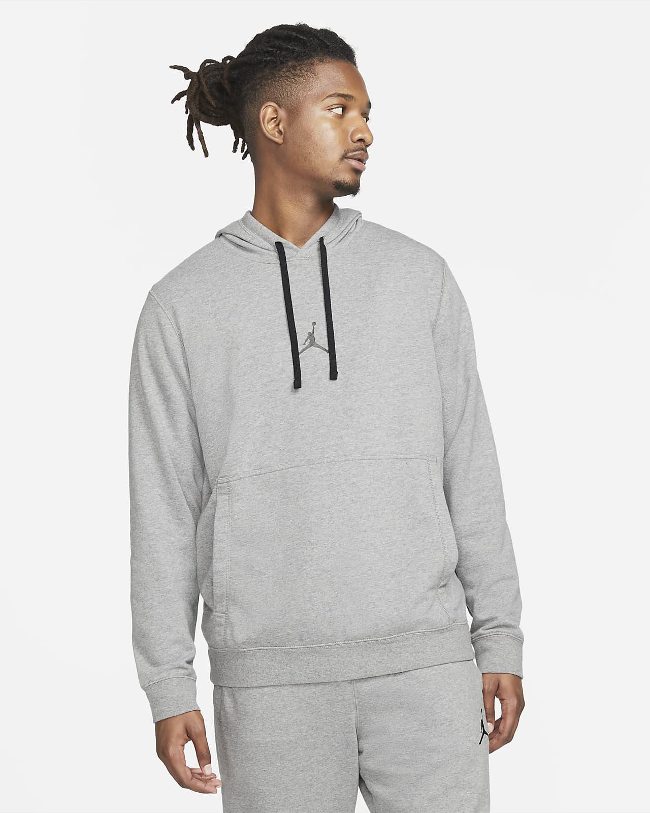 Sudadera con capucha sin cierre de tejido Fleece para hombre Jordan Dri-FIT Air