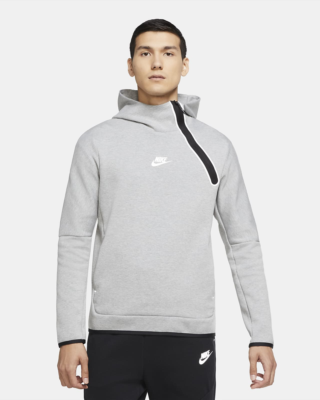 Sweat à capuche Nike Sportswear Tech Fleece pour Homme