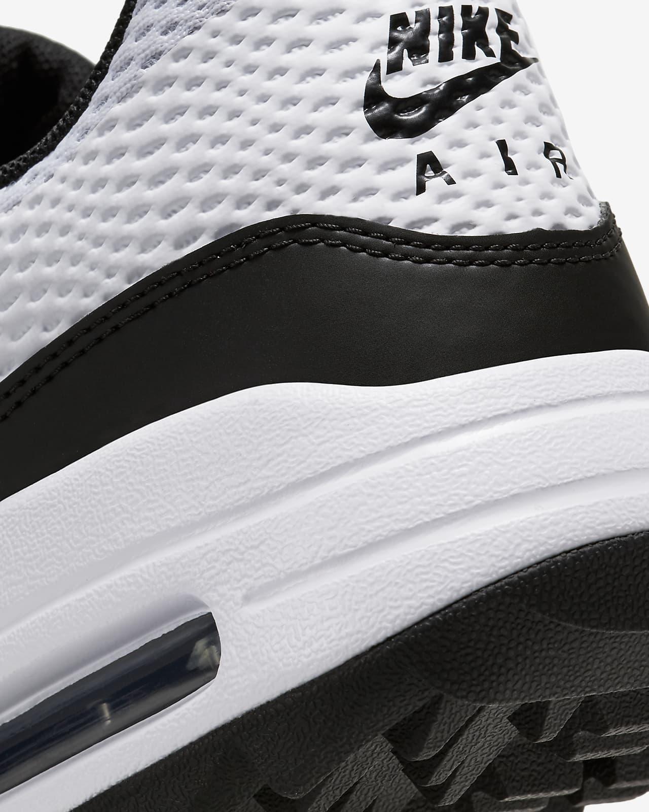 Nike Air Max 1 G Women's Golf Shoe. Nike BG