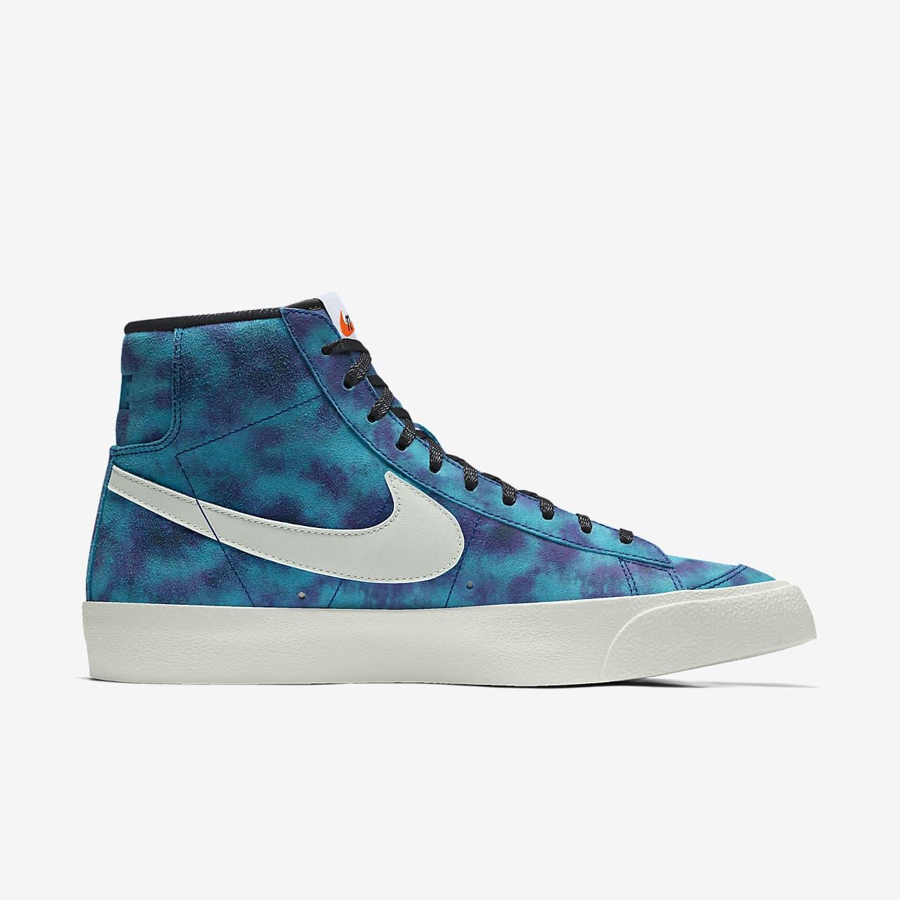 Nike Blazer Mid '77 By You Custom Women