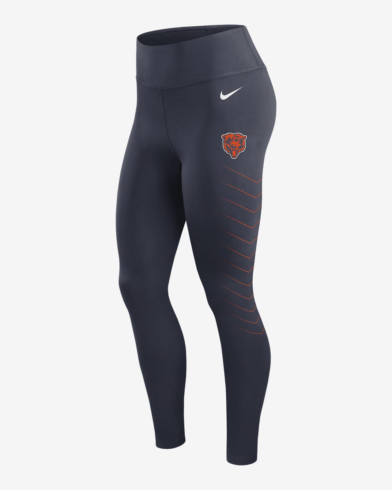 Leggings para mujer Nike Dri-FIT (NFL Chicago Bears)