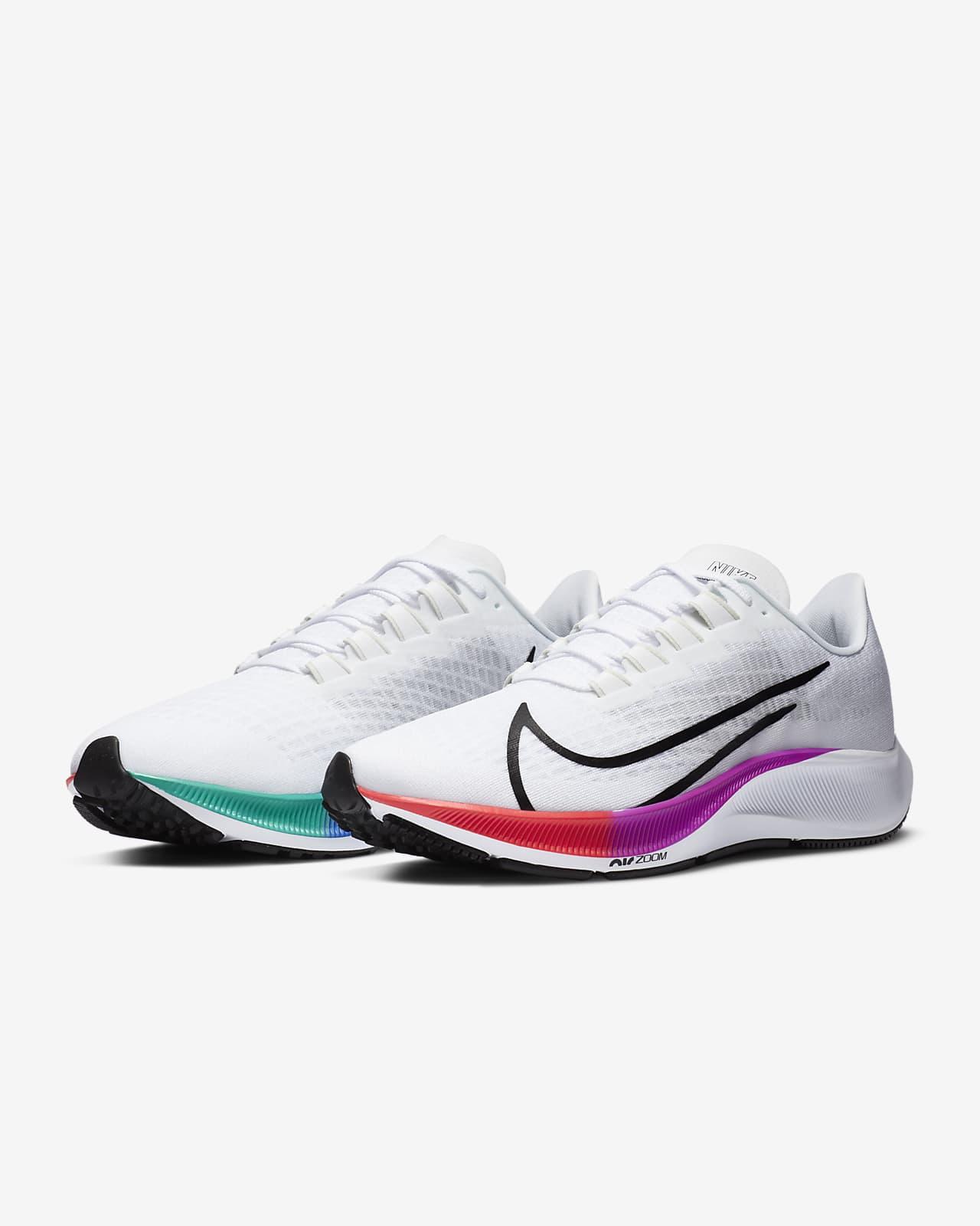 Húmedo Shuraba Frente  Nike Air Zoom Pegasus 37 Zapatillas de running - Hombre. Nike ES
