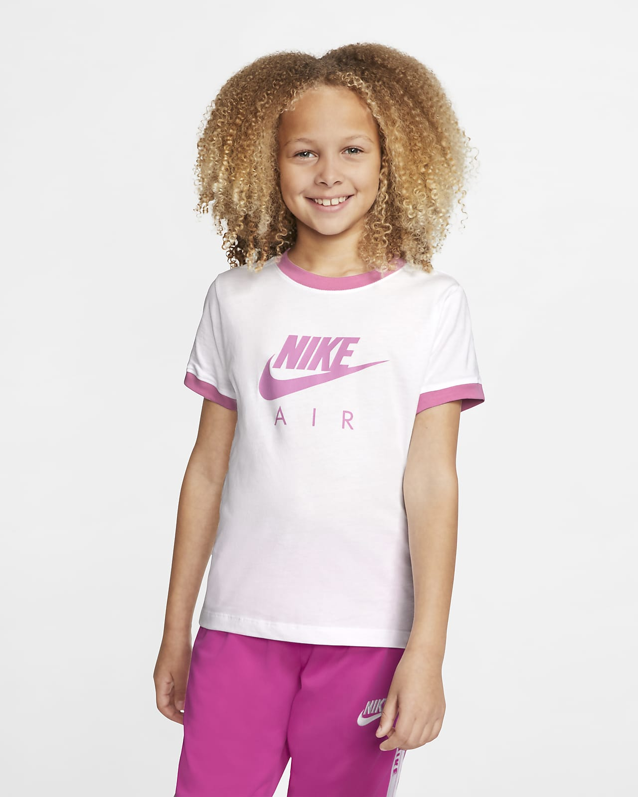 Nike Air Older Kids' T-Shirt. Nike ID