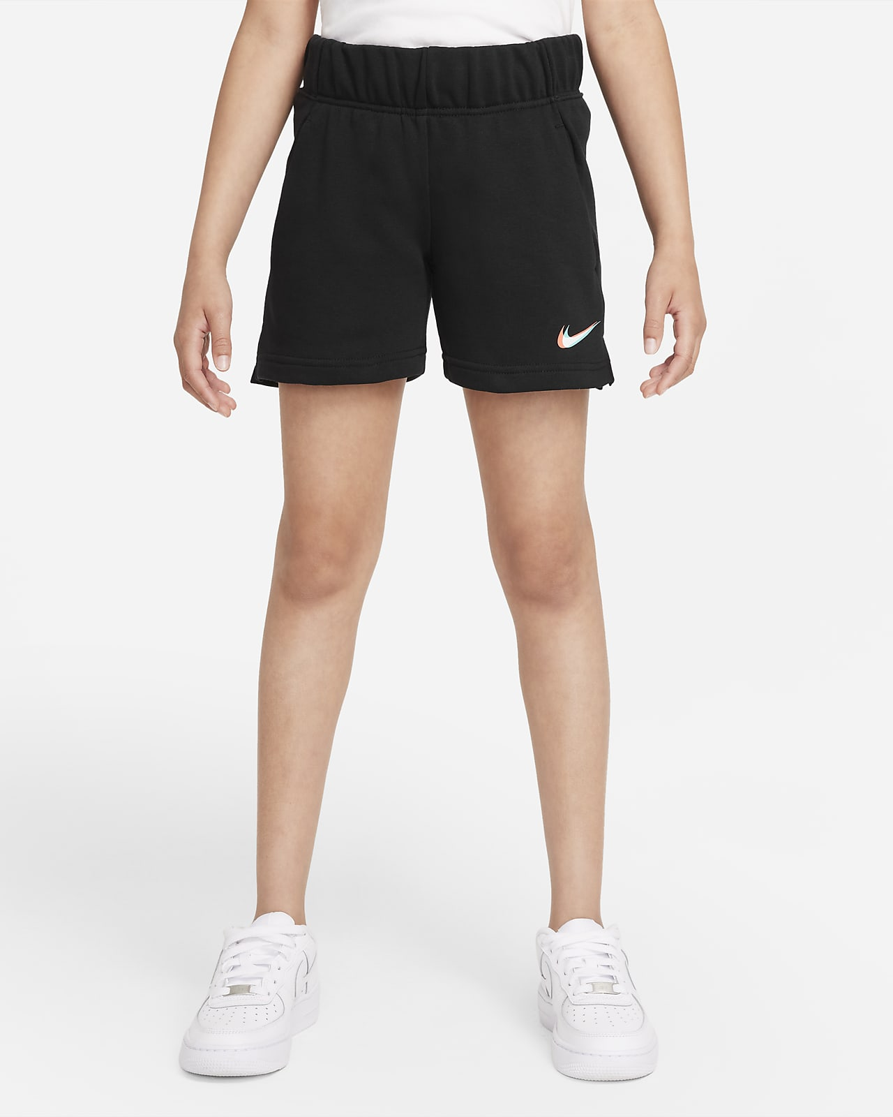 Shorts da ballo in French Terry Nike Sportswear - Ragazza