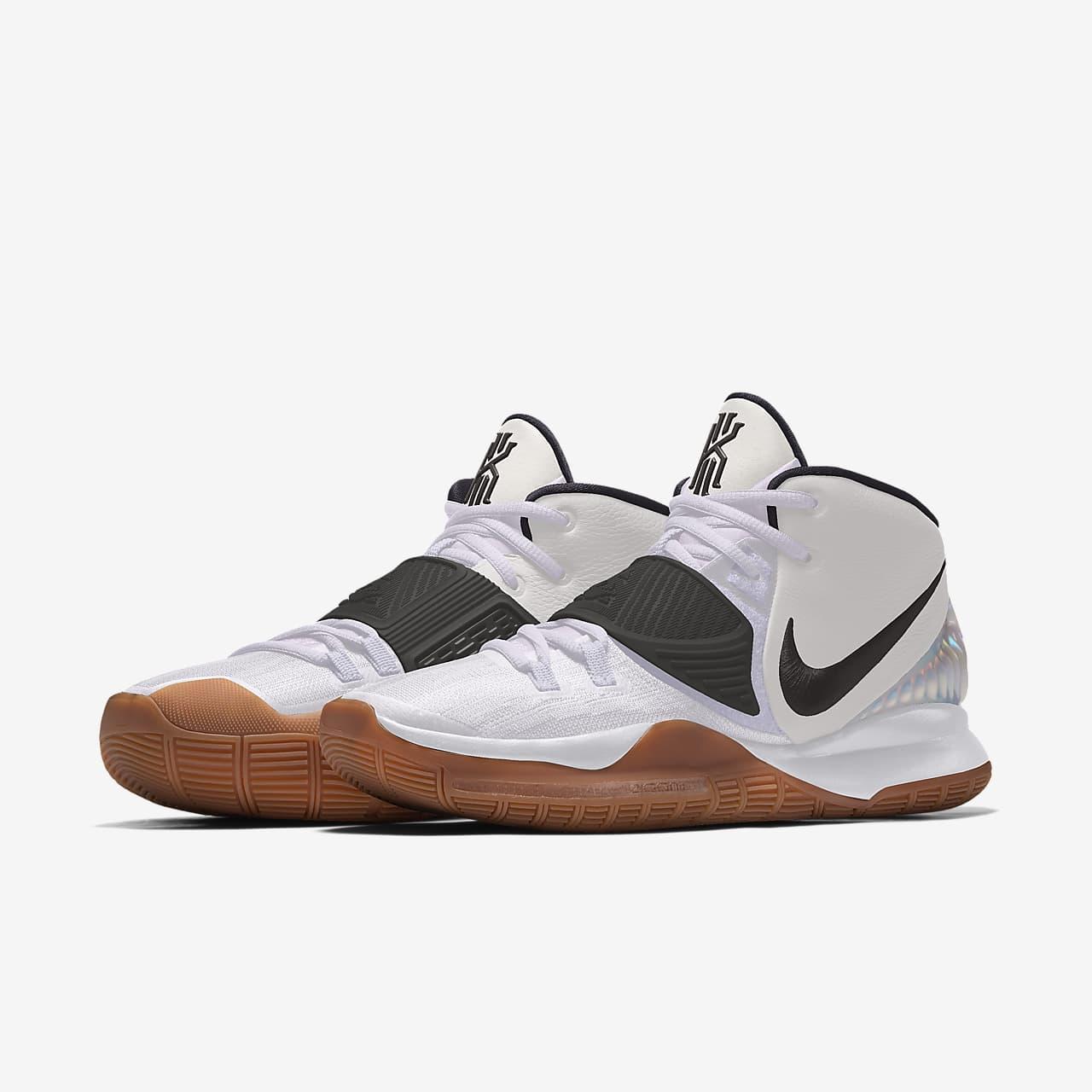 Custom Basketball Shoe. Nike EG