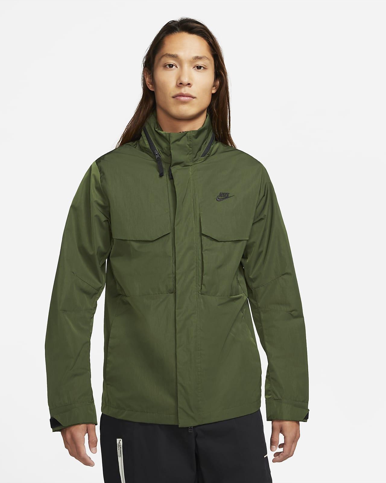 Nike Sportswear Premium Essentials Men's Unlined Hooded M65 Jacket