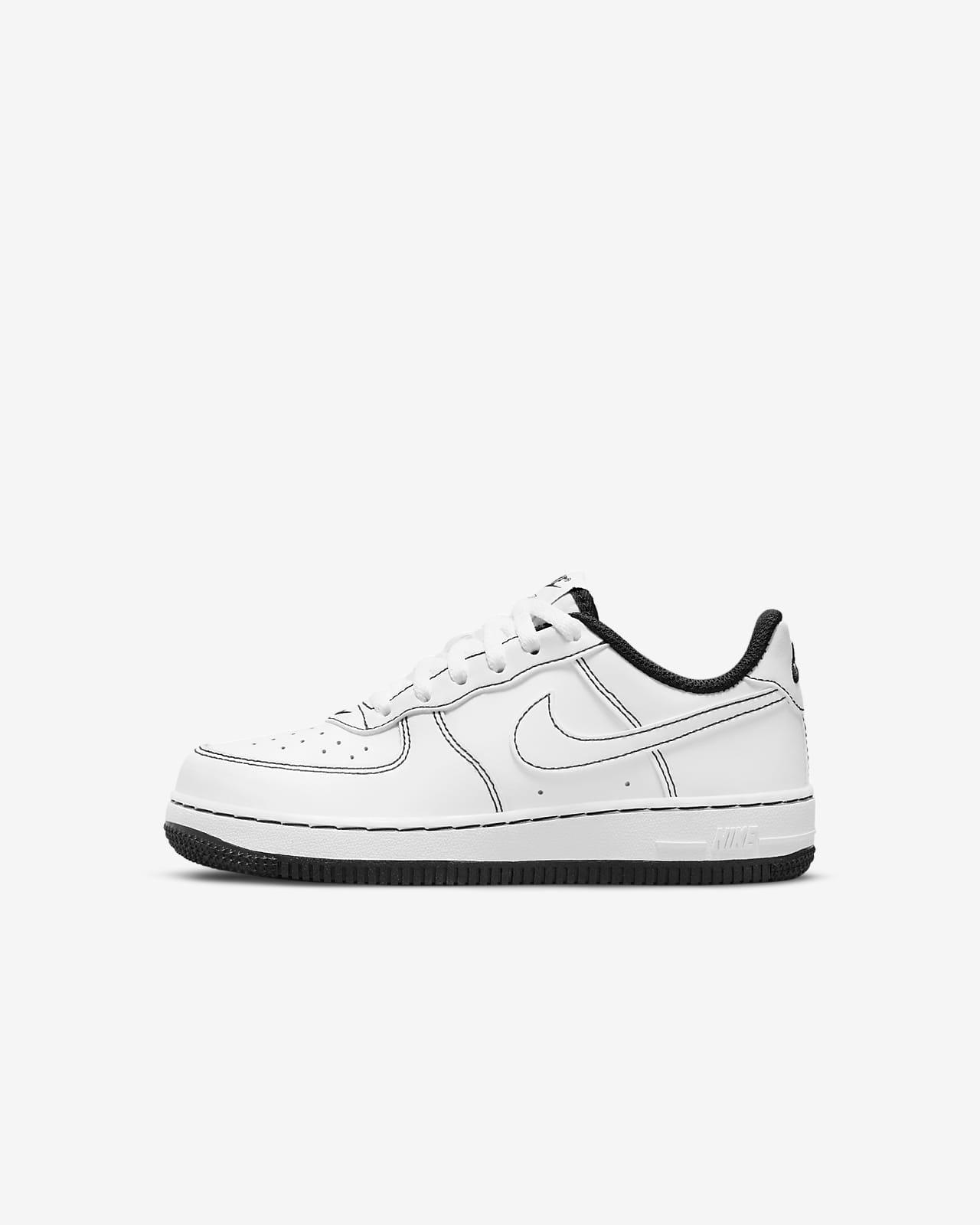 Calzado para niños talla pequeña Nike Air Force 1